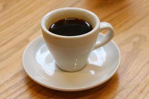 tasse à café expresso photo