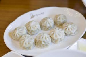 délicieuse cuisine coréenne photo