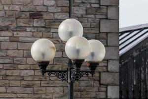 quatre lumières opaques photo