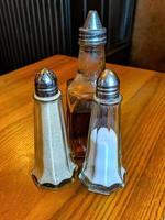 vinaigre de sel au poivre photo