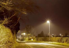 les lampadaires photo