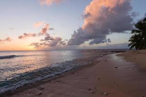 plage à sainte lucie photo