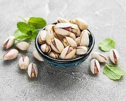 bol aux pistaches photo