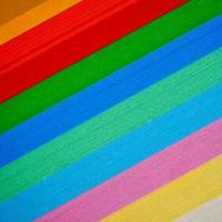 fond texturé papiers multicolores photo