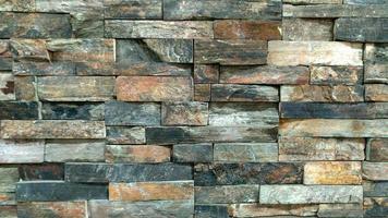 fond de murs en pierre photo