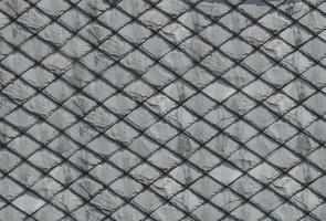 toit d'ardoise noire ardoise de thuringe texture de fond papier peint photo