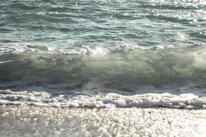mer surf été et plage bokeh fond d'écran photo