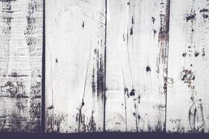 idée de concept de décoration de style vintage de peinture blanche photo