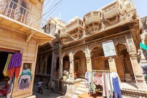 Fort de Jaisalmer au Rajasthan, Inde photo