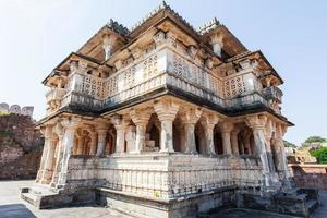 Fort de Kumbhalgarh au Rajasthan en Inde photo