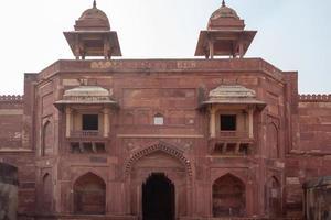 Fatehpur skiri fort dans l'uttar pradesh, inde photo