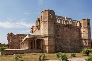 Palais de Kumbha à Chittorgarh, Rajasthan, Inde photo