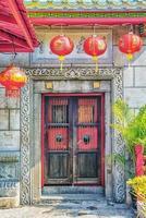 quartier chinois de bangkok photo