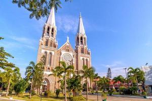 Cathédrale Sainte-Marie à Yangon au Myanmar photo