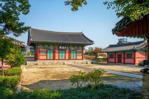 sanctuaire daeseongjeon hall de daegu hyanggyo photo