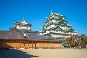 Le château de Nagoya est un château japonais à Nagoya au Japon photo