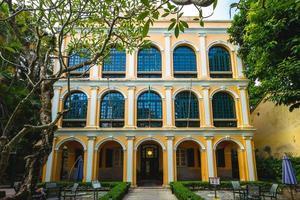 Bibliothèque Sir Robert Ho Tung à Macao, Chine photo