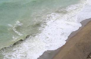 mer et sable photo