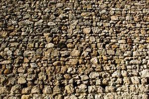 texture de pierre ancienne photo