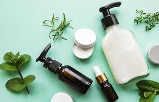 produits cosmétiques naturels photo
