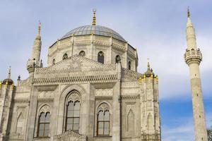 Pervniyal Valide Sultan Mosque à Istanbul Turquie photo