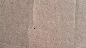 macro de texture de carton de carton brun photo