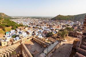 Fort Bundi au Rajasthan, Inde photo