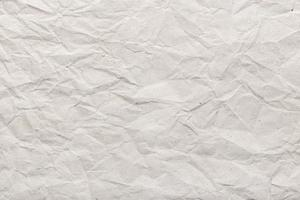 Texture de fond de papier froissé photo