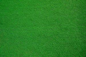arrière-plan le champ de pelouse verte regarde au-dessus. photo