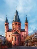 cathédrale de Mayence. Dom zu Mayence photo
