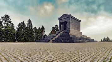 Belgrade, Serbie, 18 mars 2017 - monument au soldat inconnu de la première guerre mondiale photo
