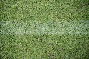 fond de terrain de football photo