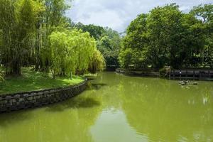 le jardin botanique de kuala lumpur photo