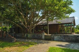 résidence de l'ancien secrétaire général à yilan, taiwan photo
