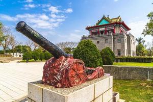 tour juguang à kinmen, taiwan photo