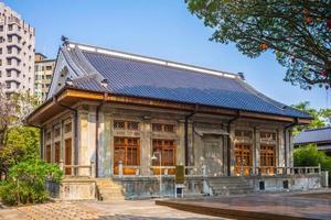 salle d'arts martiaux budokan à taichung, taiwan photo