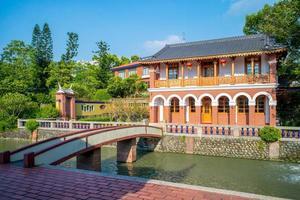 manoir et jardin de la famille wufeng lin photo