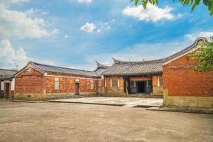 Ancienne résidence lee tengfan à taoyuan, taiwan photo