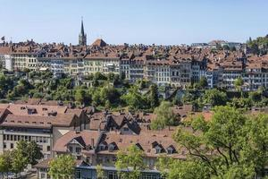 la ville de berne en suisse photo