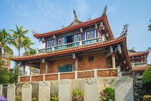 tour chihkan, fort proventia à tainan, taiwan photo