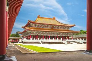 Temple de Confucius à Kaohsiung, Taïwan photo