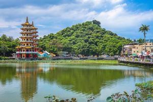 tour de tigre de dragon à kaohsiung, taiwan photo