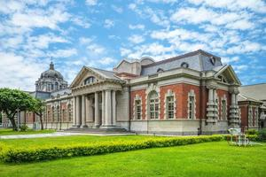 ancien tribunal de district de tainan, un palais de justice historique photo
