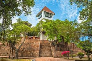 fort zeelandia, alias fort anping à tainan, taïwan photo