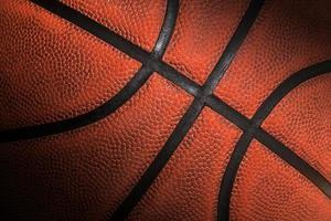 macro photographie du basket photo