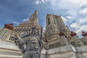Temple Wat Arun à Bangkok, Thaïlande photo