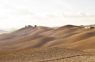 paysage de campagne toscane photo