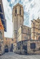 La ville de Barcelone en Catalogne, Espagne photo