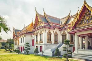 temple wat pho à bangkok, thaïlande photo
