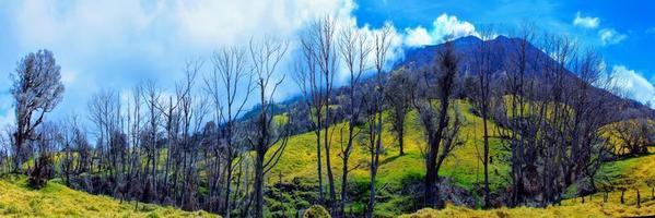 Volcan Turrialba au Costa Rica photo